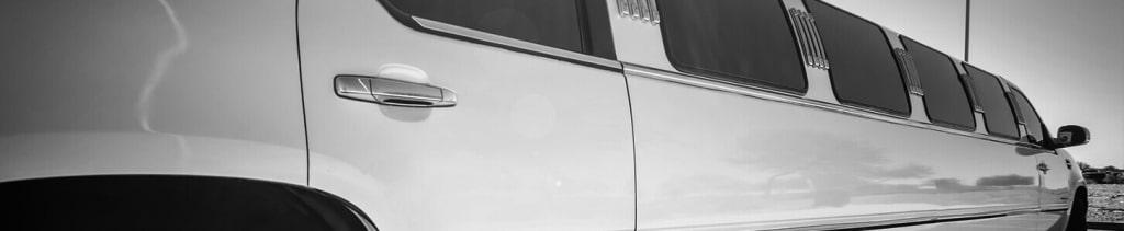 Limousinenfahrt